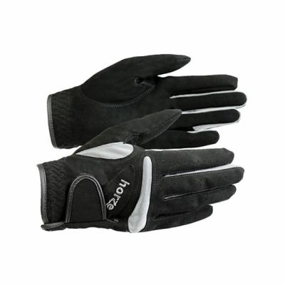 HORZE Rękawiczki ze skóry syntetycznej