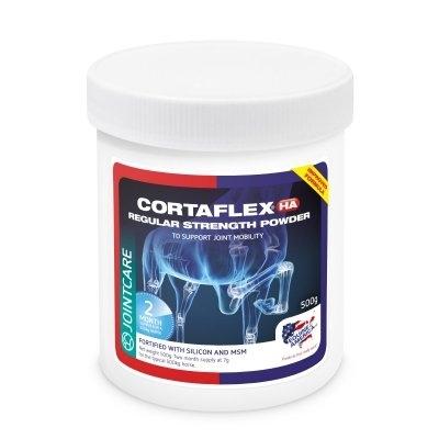 EQUINE AMERICA Cortaflex HA Regular Strenght Powder 500g (zapas na 2 m-ce)