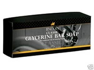 LINCOLN Glyc. Bar Soap 250G Traditional Mydło