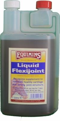 EQUIMINS Flexijoint Liquid Supplement - dodatek mineralno - witaminowy w płynie, wspomagający i regenerujący stawy 1000 ml