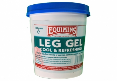 EQUIMINS Leg Gel (cooling and refreshing) - żel chłodzący 500 g
