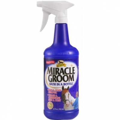 ABSORBINE Miracle Groom for Horses - środek do pielęgnacji sierści 946 ml