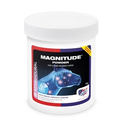 EQUINE AMERICA Magnitude Powder 1kg (zapas na 6m-cy)