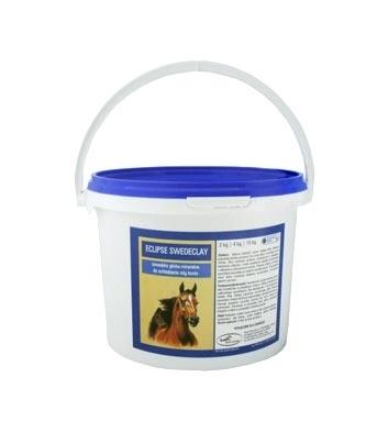 BIOFARMAB Eclipse Swede Clay - glinka mineralna do schładzania nóg konia 4 kg