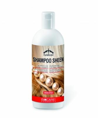 VEREDUS Shampoo Sheen - szampon dla koni nadający sierści jedwabisty połysk i miękkość 500 ml
