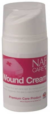 NAF Canine Wound Cream - maść dla psów i kotów wspierająca regenerację zranionej skóry 5 ml