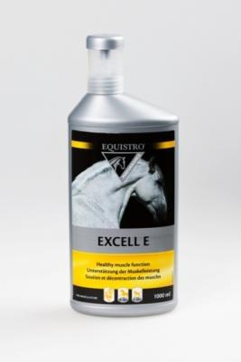 EQUISTRO Excell 'E' - preparat mineralno - witaminowy dla koni 1000 ml