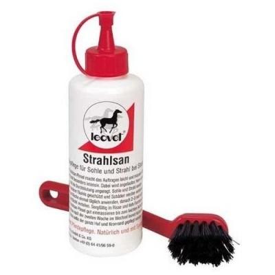 LEOVET Strahlsan - preparat do pielęgnacji podeszwy i strzałki, Skuteczny na gnijące strzałki 200 ml