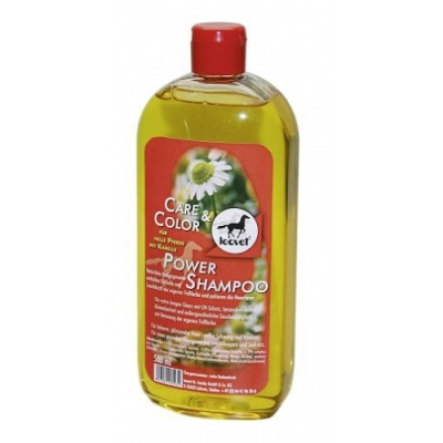LEOVET Power Shampoo z rumiankiem