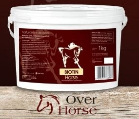 Over Biotin Horse 1 kg.