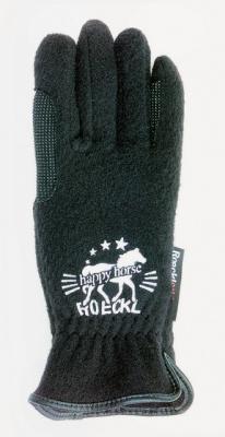 ROECKL Polarowe rękawiczki z antypoślizgowymi kuleczkami (dziecięce) 3305-520