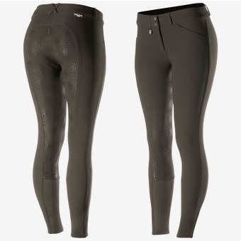 Horze Grand Prix Women & Kids Silicone Grip Full Seat Breeches