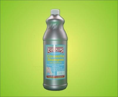 EQUIMINS Citronella Shampoo with Conditioner Szampon z odżywka na bazie olejku cytronelowego -1L