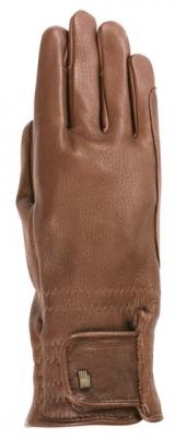 ROECKL Eleganckie rękawiczki z jeleniej skórki. Super mocne. (powożenie) 3304-708