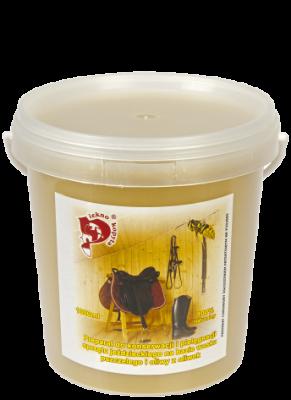 PIĘKNO KOPYTA, preparat do pielęgnacji skóry na bazie wosku pszczelego i oliwy z oliwek, 1000ml