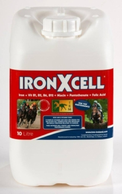 TRM Iron X Cell 10L