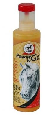LEOVET Power To Go - syrop z zawartością : karnityny, Lizyny i Wit,B, Wspomaga mięśnie 1 l
