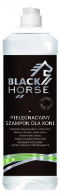 BLACK HORSE Pielęgnacyjny szampon dla koni 500 ml