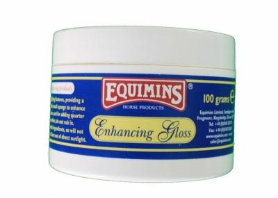 EQUIMINS Vanity Enhancing Gloss - żel nabłyszczający ? bezbarwny 100 g