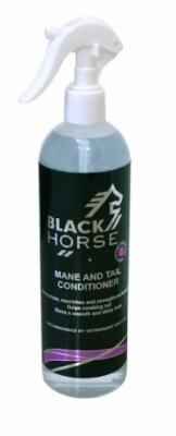 BLACK HORSE Dwufazowa odżywka do grzywy i ogona