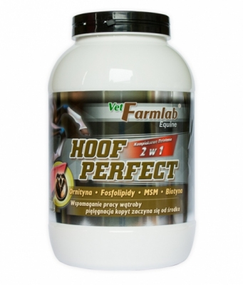 VetFarmlab Hoof Perfect Equine 1500g