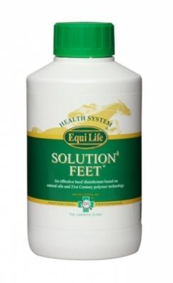 Equi-Life - Solution 4 Feet 500Ml