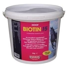 EQUIMINS Biotin - biotyna dla koni 1 kg