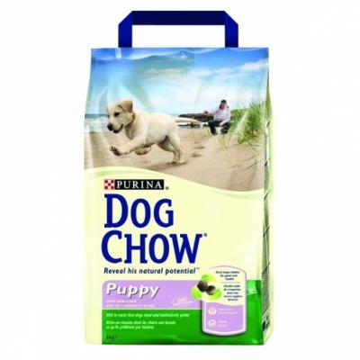 PURINA Dog Chow Puppy jagnięcina z ryżem 3000 g