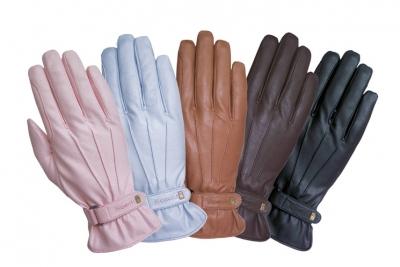 ROECKL Rękawiczki wykonane z materiału SUPREMA. Ocieplone polarem. (zimowe) 3301-639