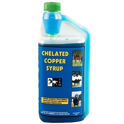 TRM Chelated Copper Syrup 1,2L