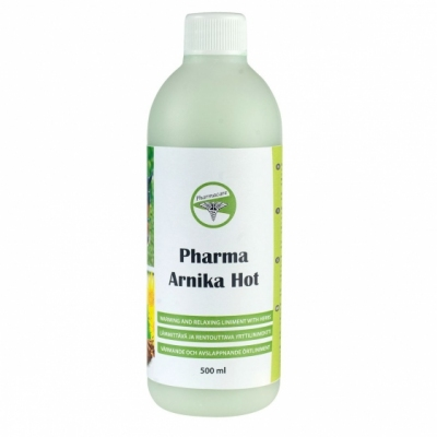 Pharma Arnika Hot 500 ml