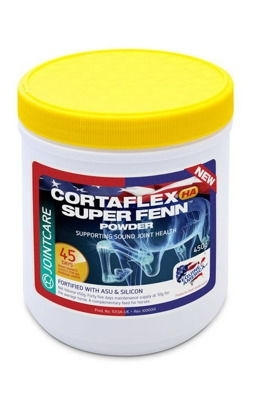 EQUINE AMERICA Cortaflex Super Fenn Super Strenght Powder 500g (zapas na 2 m-ce)