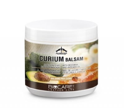 VEREDUS Curium Balsam - balsam z woskiem pszczelim i olejkiem avocado 500 ml