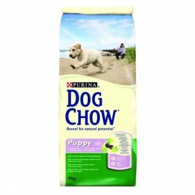PURINA Dog Chow Puppy jagnięcina z ryżem 15 kg