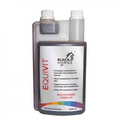 BLACK HORSE EQUI VIT– multiwitamina dla koni