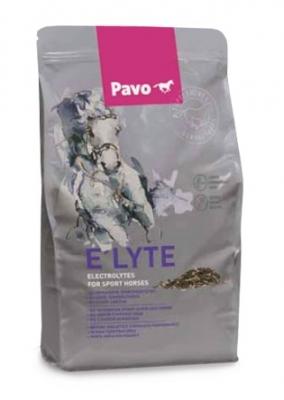 PAVO E'lyte - dodatek dla koni uzupełniający elektrolity 3 kg