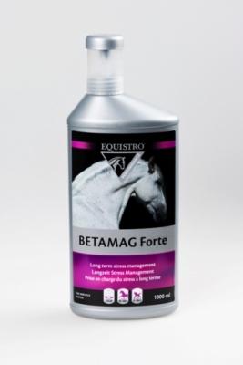 EQUISTRO Betamag Forte - Płynny preparat magnezowo - cynkowy dla koni 1000 ml