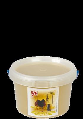 PIĘKNO KOPYTA, preparat do pielęgnacji skóry na bazie wosku pszczelego i oliwy z oliwek, 500ml