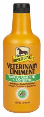 ABSORBINE Veterynary liniment  - wcierka uznana przez profesjonalistów 946 ml