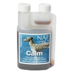 NAF Canine Calm - środek uspokajający dla psów i kotów 250 ml