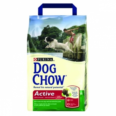 PURINA Dog Chow Active 3000 g