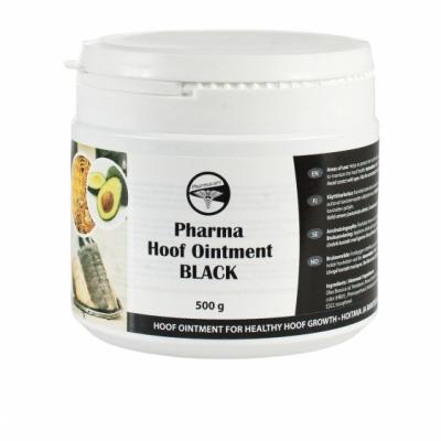 Pharma smar do kopyt czarny 500g