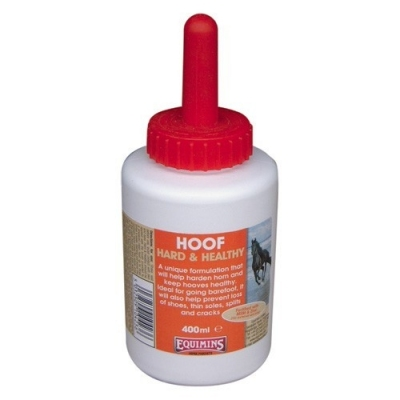 Equimins Hard and Healthy Utwardzacz, wzmacniacz do kopyt- 400ml