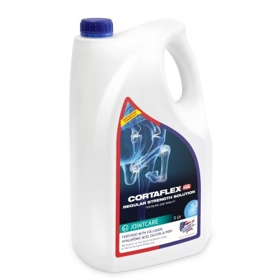 EQUINE AMERICA Cortaflex HA Regular Strenght Solution 5l (zapas na 5 m-cy)