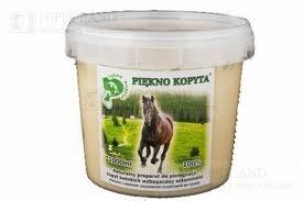 Piękno Kopyta- Naturalny preparat do pielęgnacji kopyt końskich wzbogacony witaminami 1000ml
