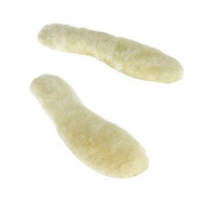 HORZE Wkładki ze skóry owczej