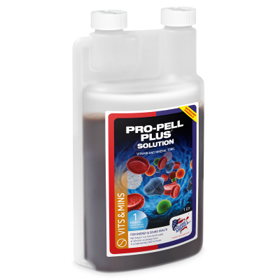 EQUINE AMERICAProPell Plus Solution 1l (zapas na 1 m-c)
