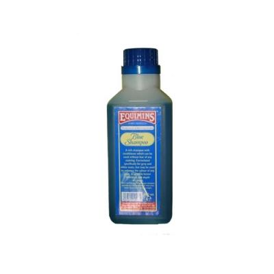 EQUIMINS Vanity Blue Shampoon - szampon z odżywką dla siwych koni 500 ml