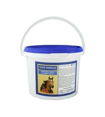 BIOFARMAB Eclipse Swede Clay - glinka mineralna do schładzania nóg konia 2 kg