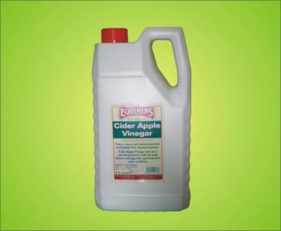 EQUIMINS Cider Apple Vinegar Ocet jabłkowy 5,5% – dodatek paszowy wspomagający metabolizm